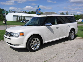 2011 ford flex for sale in parkersburg ia. Black Bedroom Furniture Sets. Home Design Ideas