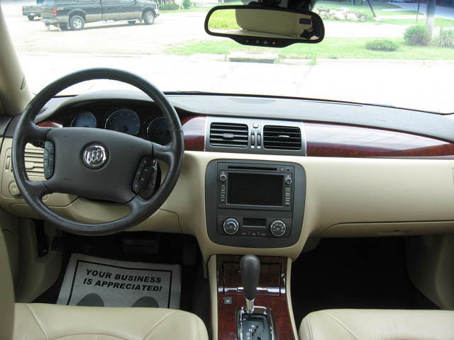 2007 Buick Lucerne for sale in Parkersburg,IA - A6611