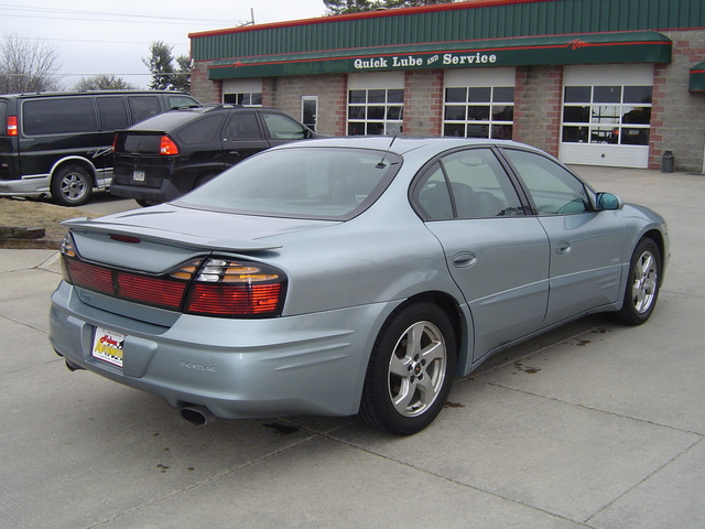 Loan For Bad Credit >> 2003 Pontiac Bonneville for sale in Polk City,IA - 04220