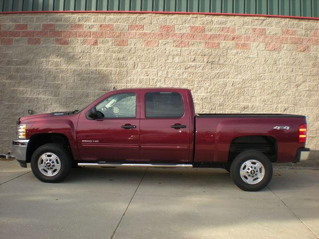 2013 Chevrolet Silverado 2500 for sale in Polk City,IA - 08726