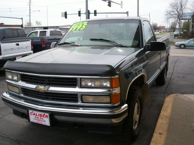 1997 Chevrolet K1500 For Sale In Des Moines Ia 0182 155