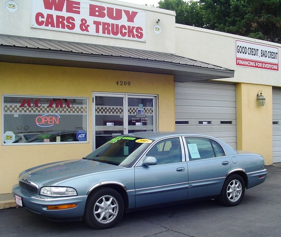 2003 Buick Park Avenue For Sale In Des Moines,IA