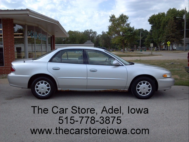 2003 buick century for sale in adel,ia - g196
