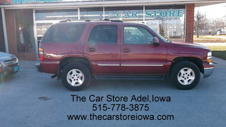 2004 chevrolet tahoe for sale in adel ia g299. Black Bedroom Furniture Sets. Home Design Ideas
