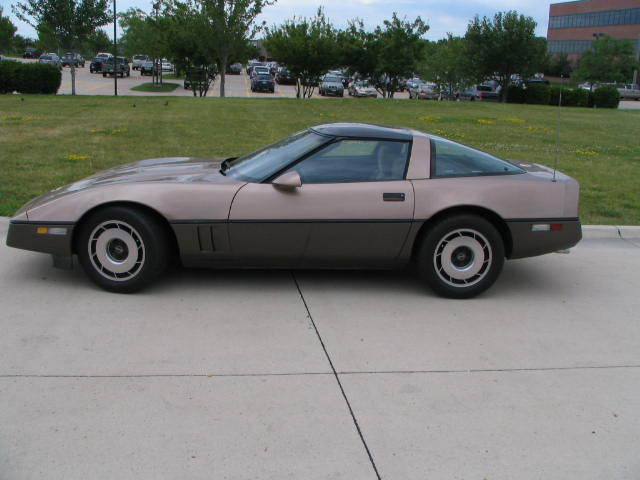 1985 chevrolet corvette for sale in west des moines ia. Cars Review. Best American Auto & Cars Review