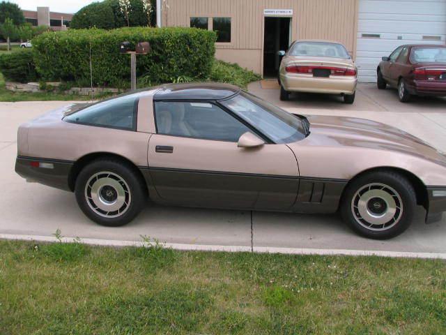 Used Tires Des Moines >> 1985 Chevrolet Corvette for sale in West Des Moines,IA