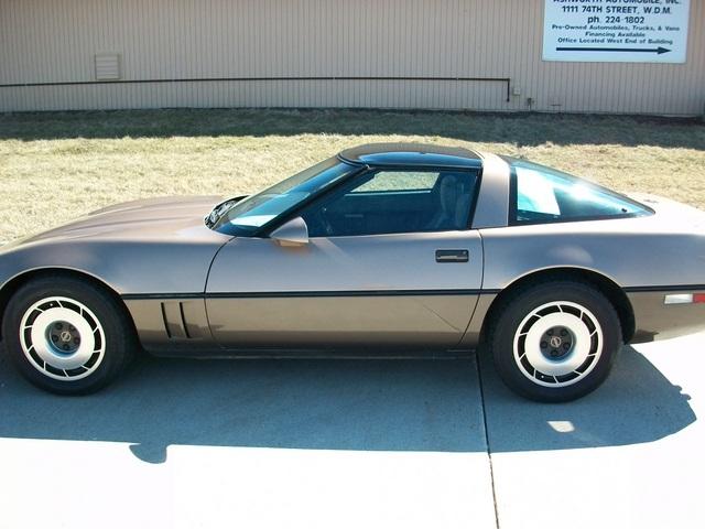 1985 Chevrolet Corvette For Sale In West Des Moines Ia