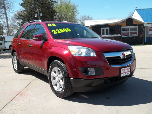 2008 Saturn Outlook For Sale In Cedar Falls Ia 185304
