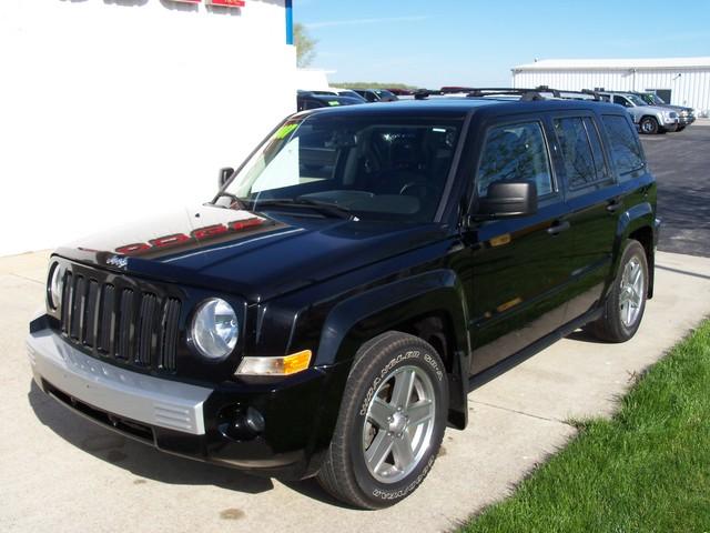 2007 jeep patriot lmtd for sale in red oak ia d397255. Black Bedroom Furniture Sets. Home Design Ideas