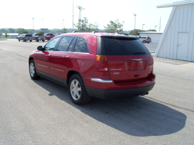 2004 chrysler pacifica for sale in red oak ia r336455. Black Bedroom Furniture Sets. Home Design Ideas