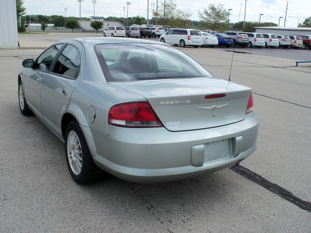 2004 chrysler sebring lx for sale in red oak ia n289082. Black Bedroom Furniture Sets. Home Design Ideas